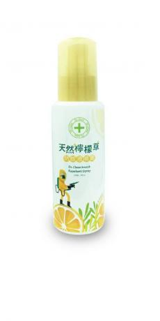 [Dr. Clean 潔淨佳] 天然檸檬桉油PMD防蚊液噴霧 100ml [Dr. Clean] Lemon Eucalyptus PMD Mosquito Repellent Spray 100ml