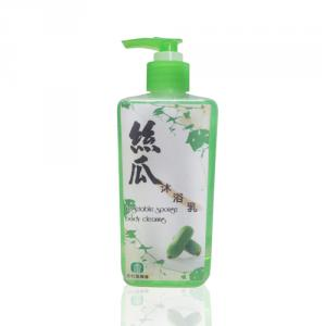 絲瓜保濕沐浴乳 Loofah Moisture Body Wash